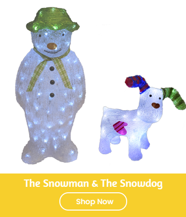 The Snowman And The Snowdog Range